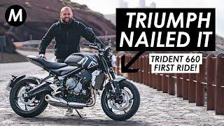 New 2021 Triumph Trident 660 F…
