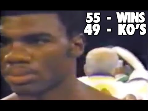 """The Hardest Puncher In Boxing History - Julian """"The Hawk"""" Jackson"""
