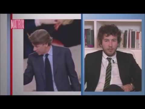 Guardate cosa succede in studio a Canale5! DIEGO FUSARO svela il business dell'immigrazione di massa