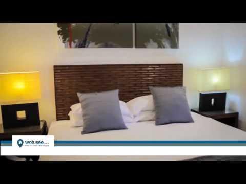 Sea Temple Accommodation Port Douglas 3 Bedroom Apartment Swimout
