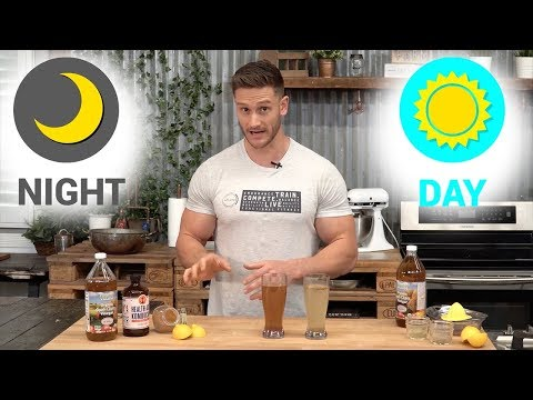 The Apple Cider Vinegar Detox Recipe Taste Test Challenge