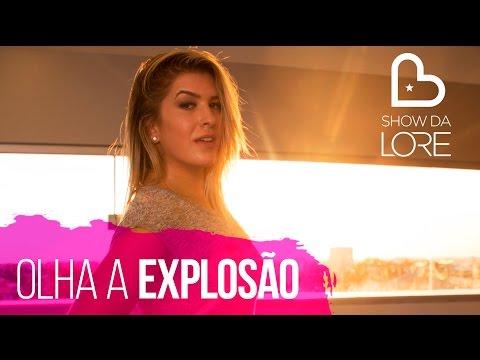 Olha a Explosão - MC Kevinho - Lore Improta | Coreografia