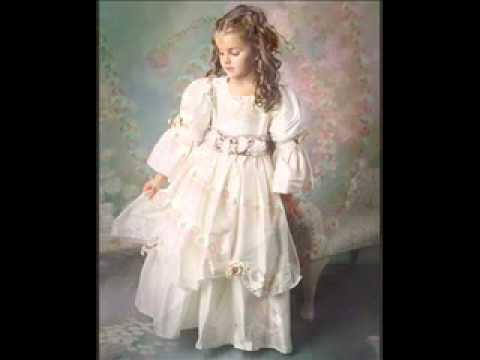 c68e686e6 فساتين أطفال 2011 - YouTube