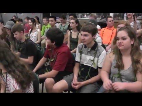 Valley Catholic Choir Hawaii Trip Part Four: Visitng the High School!