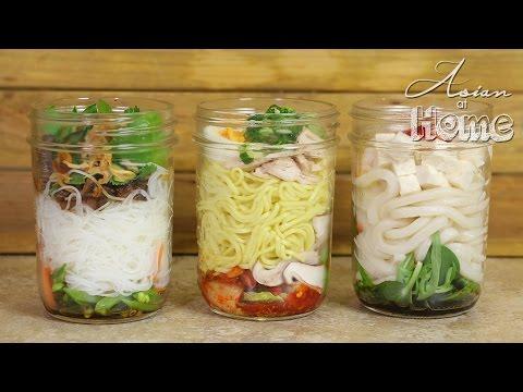 Asian at Home   Easy DIY Cup Ramen 🍜