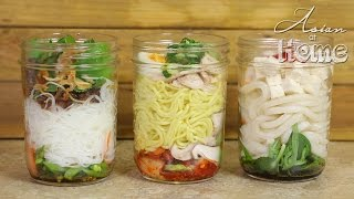 Asian at Home | Easy DIY Cup Ramen 🍜