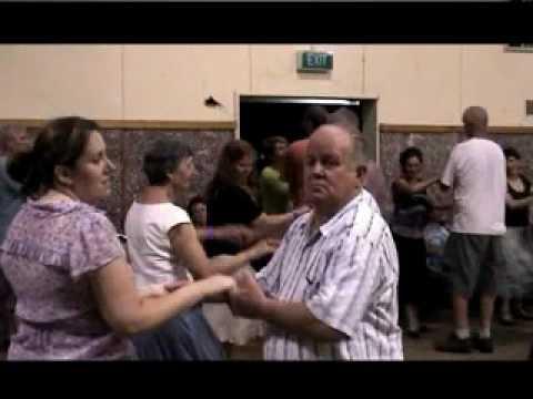The Old Swing Waltz - Old Time Bush Dance in Australia