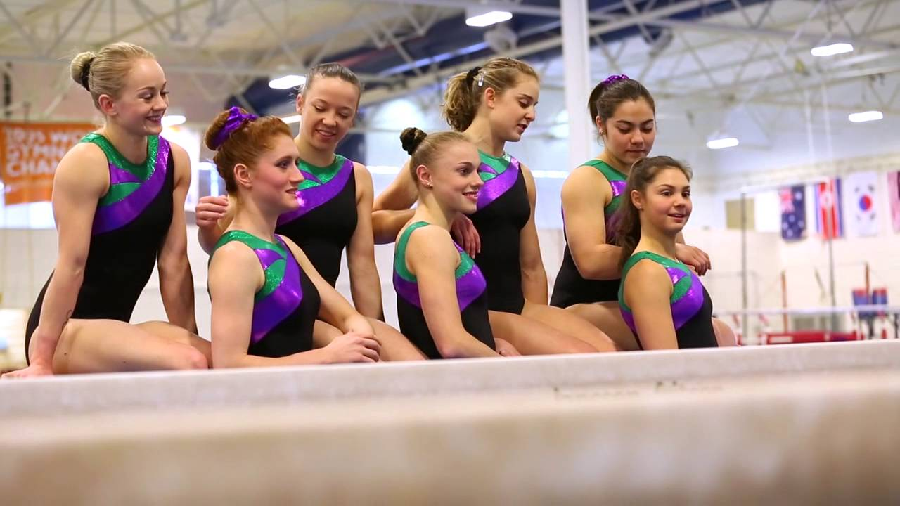Gymnastics Australia Commonwealth Games AIS preperation camp