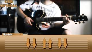 Aula de Violão Gospel Vim para Adorar-Te (várias dicas de acordes) tutorial fácil