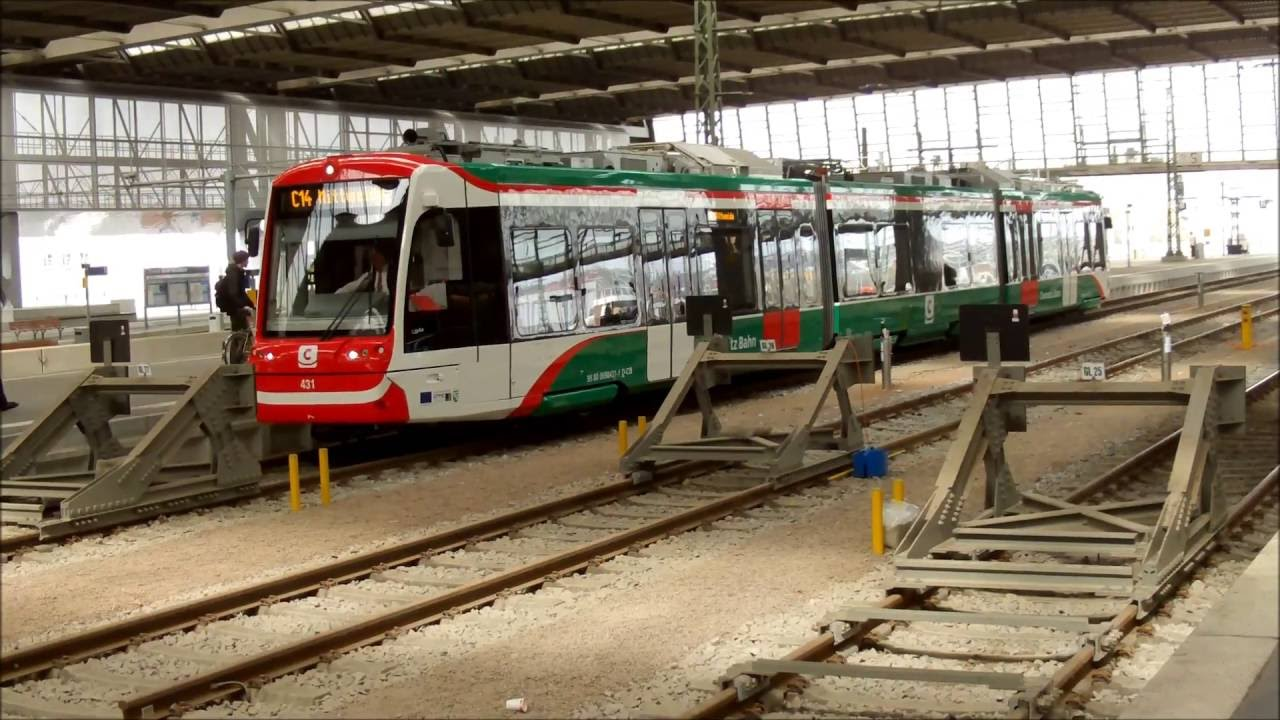 Mit Citylink Bahn Chemnitz Mittweida Youtube