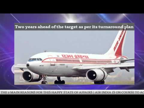 Air India eyes operational profit for the first time in ten years