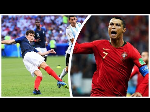 TOP BUTS DE LA COUPE DU MONDE 2018