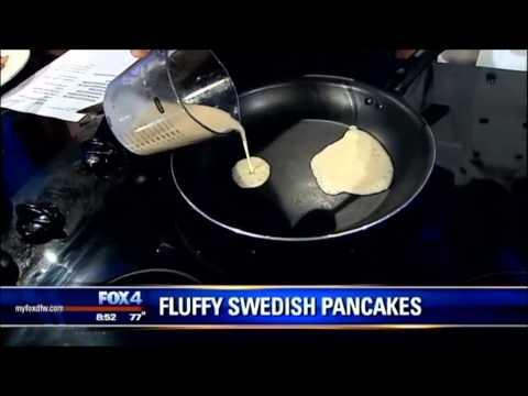 Swedish Pancakes With Original Pancake House - DFW
