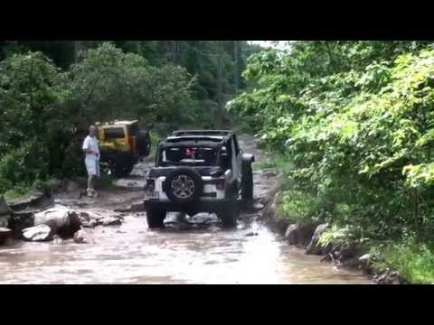 JJR Rausch Creek Adventure 2014 Part 1