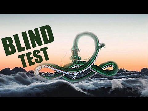 BLIND TEST (ANIME,DESSIN ANIME,SERIE,FILM,JEUX VIDEO) 52 EXTRAIT