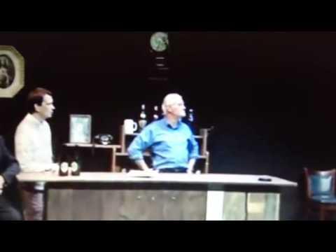 'The Prodger' TV interview, Waterside Theatre, Nov 2013