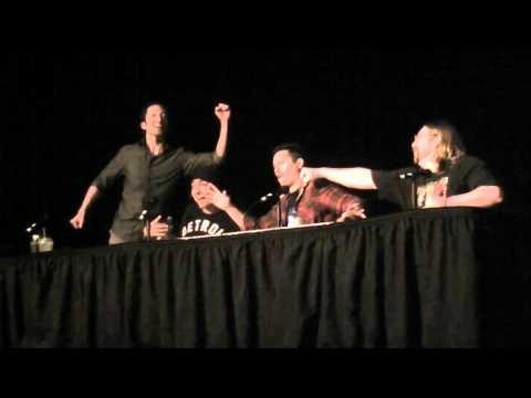 [Convention Hopper] Youmacon 2014 - Sailor Moon Q&A