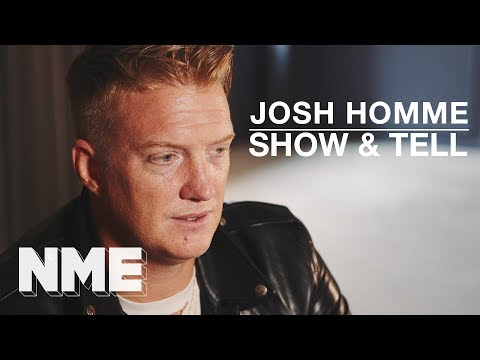 Queens Of The Stone Age's Josh Homme I Show & Tell