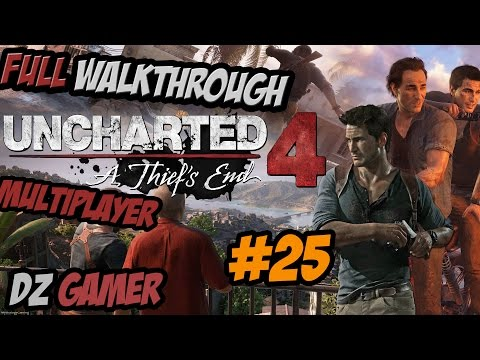 LAHLOU INDUSTRY IS NOT MY SPONSOR!! - UNCHARTED 4 MULTIPLAYER #25 (ALGERIAN)