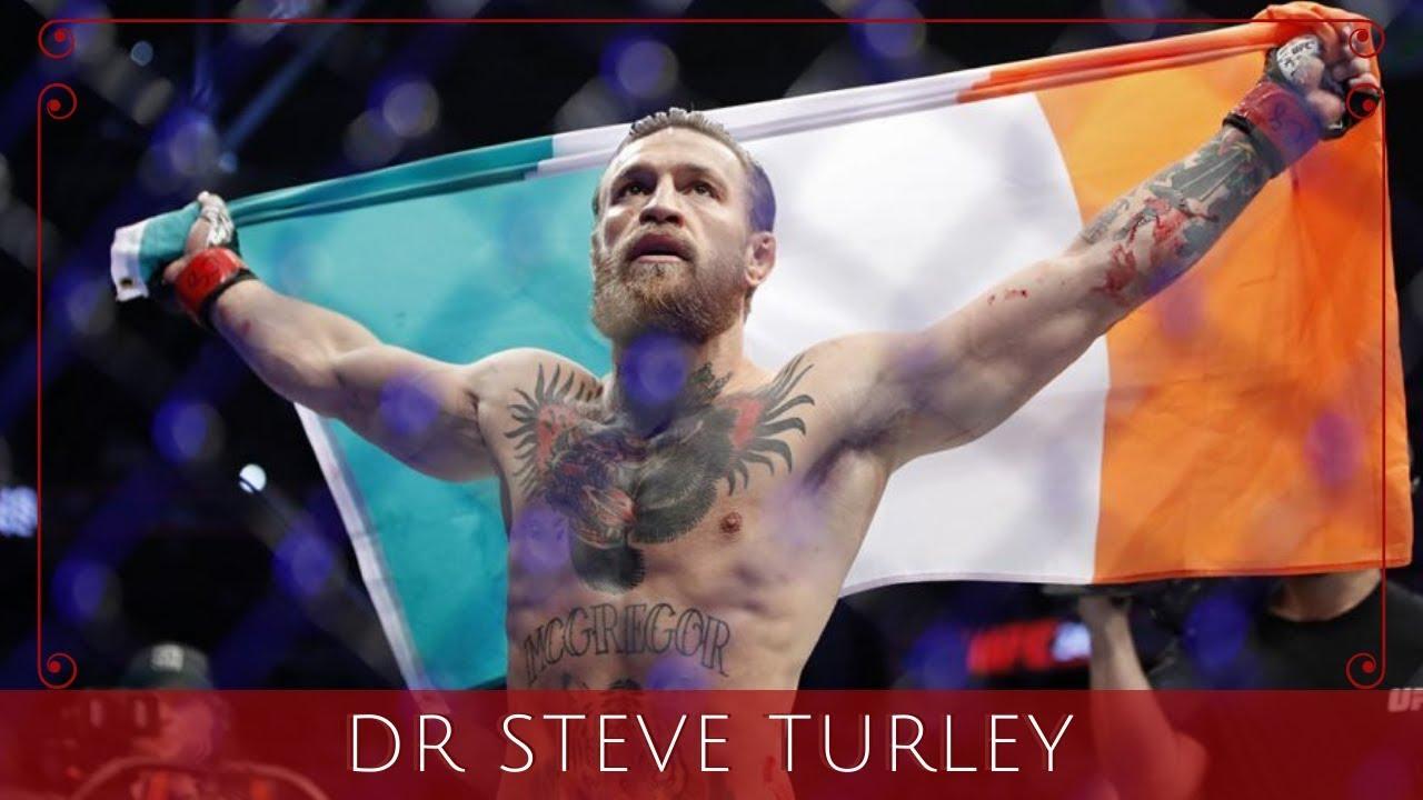 UFC Champ Conor McGregor Praises 'PHENOMENAL' Trump, 'GREATEST OF ALL TIME'!!! - Dr. Steve