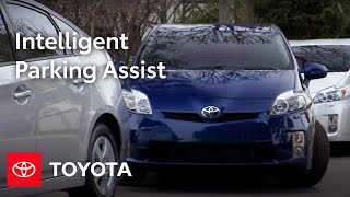 Prius How-To: Intelligent Parking Assist (IPA) | 2010 Toyota Prius