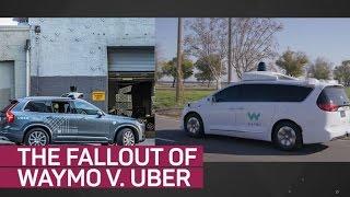 Waymo gets its way in Uber lawsuit (sort of) (CNET News)