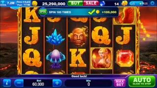 Volcano Slot Machine
