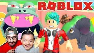 Roblox Zoological Walk Wild Animals in Roblox Karim Games Play