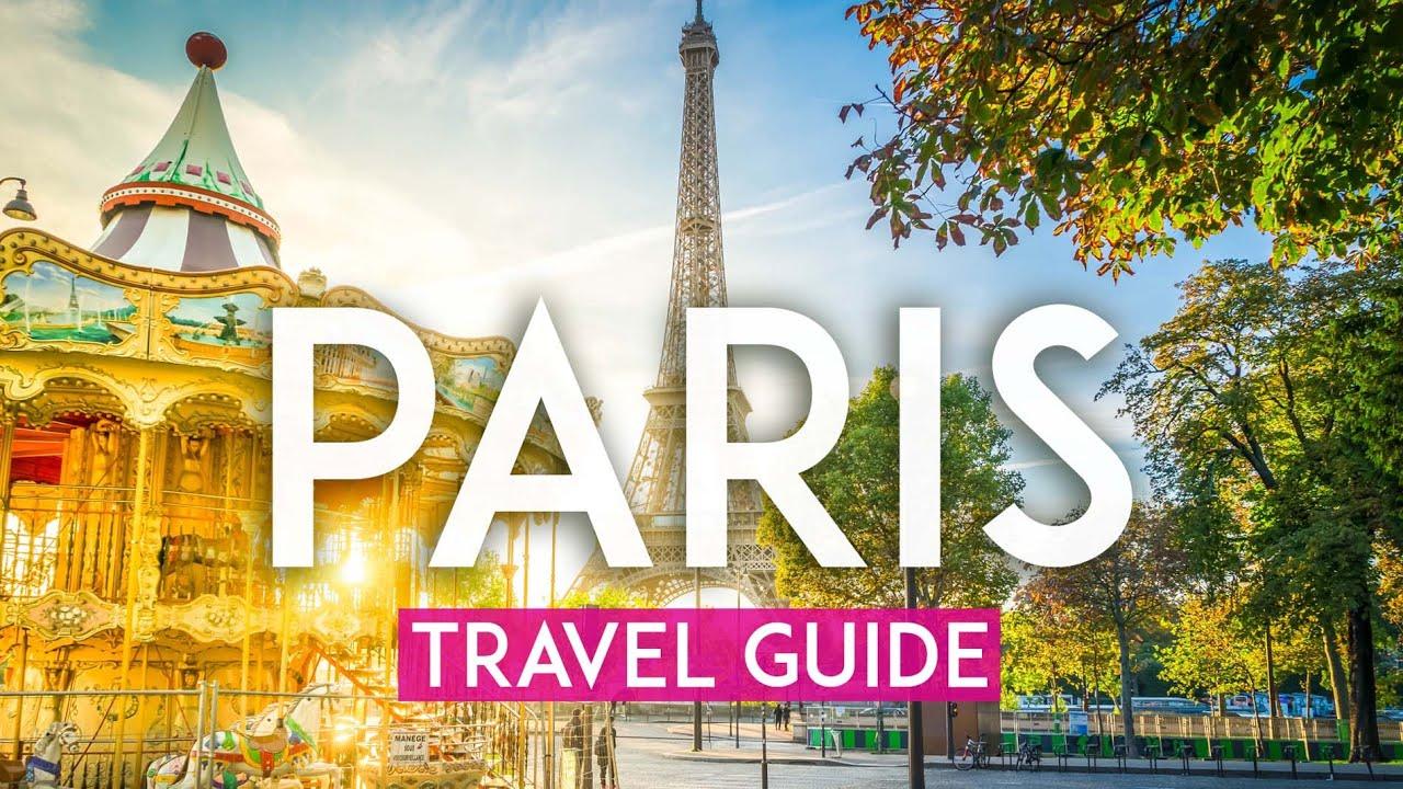 Download PARIS travel guide 2021 | Experience Paris