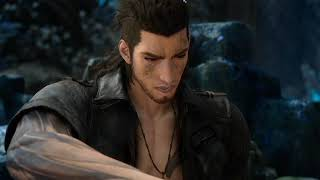 All of the cut scenes for Episode Gladiolus for Final Fantasy XV