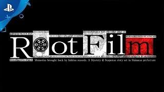 Root Film - Announcement Trailer   PS4