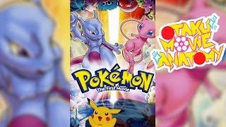 Pokémon The First Movie: Mewtwo Strikes Back Review | Otaku Movie Anatomy