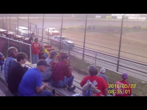 Lebanon Midway Speedway Factory Stock feature 5 22 16