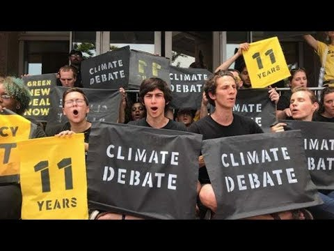 DNC Rejects Call for a Climate Debate