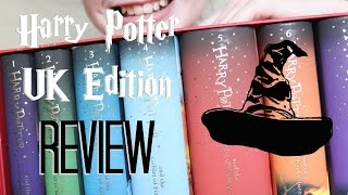 Harry Potter UK Edition REVIEW || Sierra S
