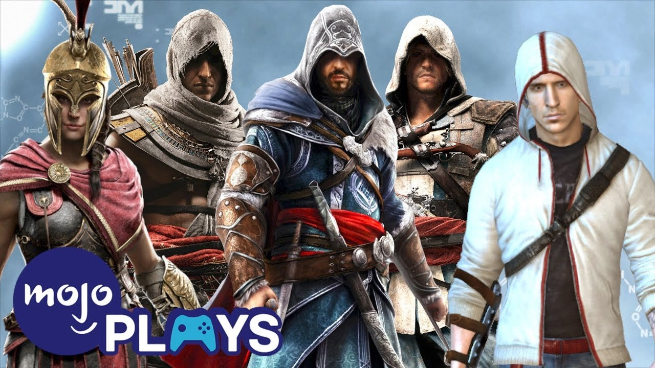 Assassin S Creed Timeline Explained In Depth Youtube