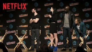 Marvel's The Defenders | NYCC Surprise | Netflix