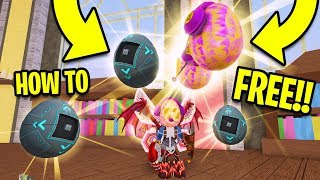 HOW TO GET THE EGGMIN 2019 & VIDEO STAR EGG FOR *FREE*! NO ADMINS OR EGG LAUNCHERS REQUIRED | Roblox