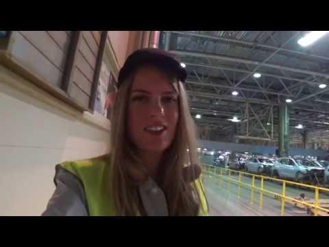 Старт производства Nissan Qashqai 2019: экскурсия на завод в Санкт-Петербурге