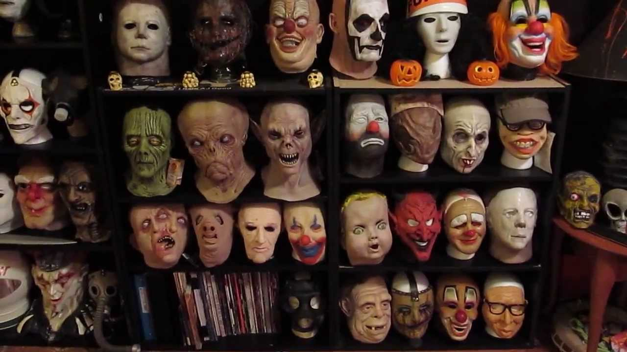 The House Of Masks - YouTube