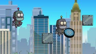 Роботы-близнецы (Robo Twins) // Геймплей