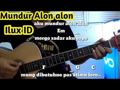 Chord Mudah  Ilux Id  Mundur Alon Alon By Darmawan Gitar