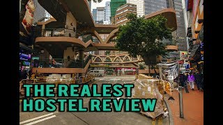 Why are Hostel World's Directions Such S***?| Hong Kong Yesinn Review