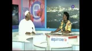 JOURNAL 20H -  EQUINOXE TV DU 23 11 2017