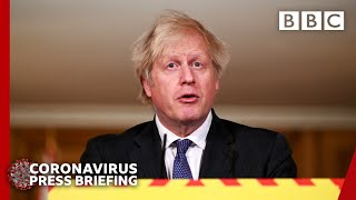 Covid-19: New UK variant 'may be more deadly', Boris Johnson 🔴 @BBC News live - BBC