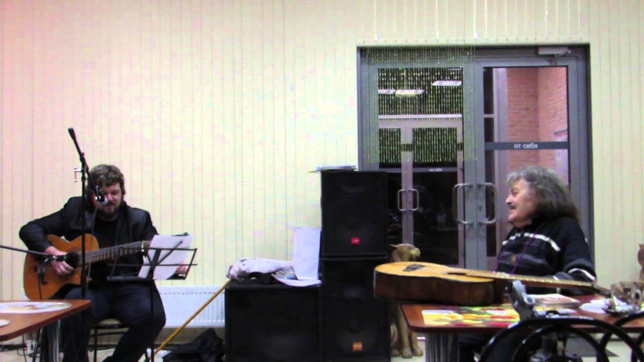 Александр Лобановский (10) в клубе ПАРУС 2014-02-15