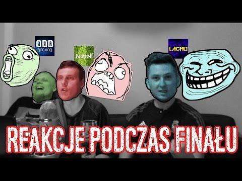 Reakcje na finale Ligi Mistrzów z Lachu i Ojcem!