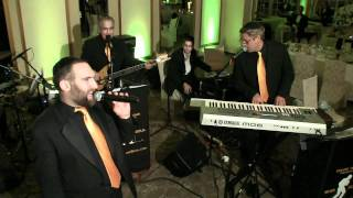 Bill Withers - Lean On Me - a LIVE cover by wedding music band Shir Soul featuring David Ross