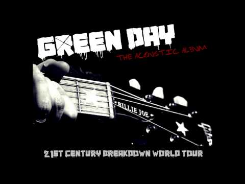 16 Green Day - Whatsername [Live Acoustic]
