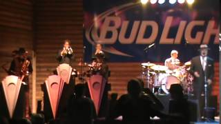 Big Bad Voodoo Daddy 'You Know../Big Time Operator/Minnie The..' California Mid State Fair #2